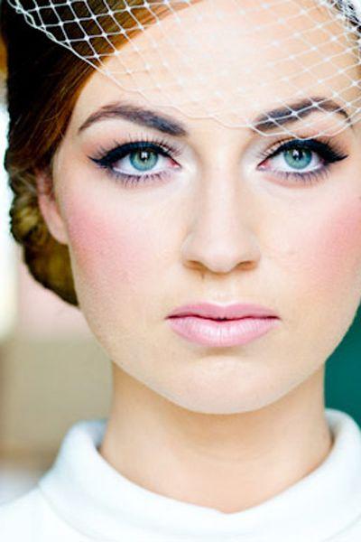Vintage Bride ~ Beauty Inspiration ~ #vintagebride #vintagewedding #vintagebridemagazine #vintagehair #vintagemakeup