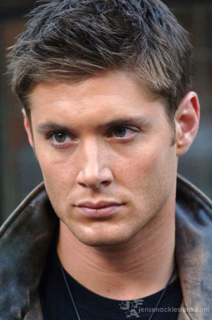 kiiinda want to cut my hair like Dean Winchester's... But I'm 99% positive that I'll regret it. I have several notes saying not to cut my hair again. WHY AM I ALWAYS SO UPSET WITH MY HAIR x(