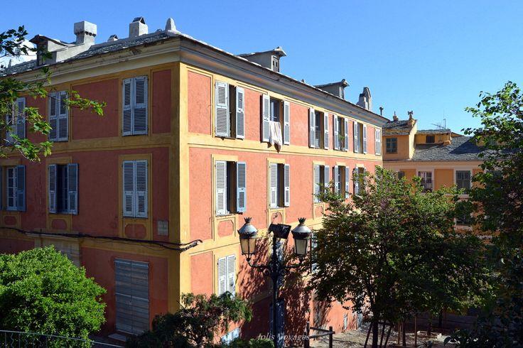 Mes bonnes adresses en Corse : hôtel Les Gouverneurs Bastia, Hôtel Santa Maria Île Rousse, les restaurants A Mandria Di Pigna et A Pasturella,...