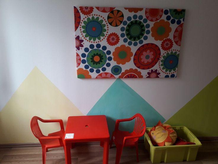Ikea fredrika kép játszó szoba fal