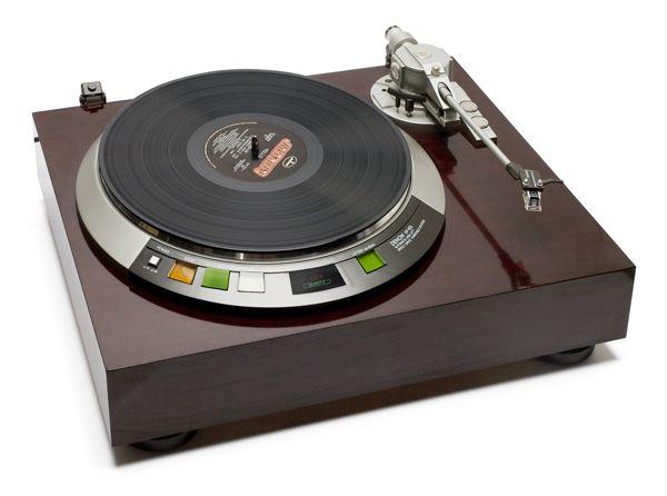 Denon DP-62L Direct Drive Turntable. #recordplayer #turntable #music http://www.pinterest.com/TheHitman14/the-record-player-%2B/