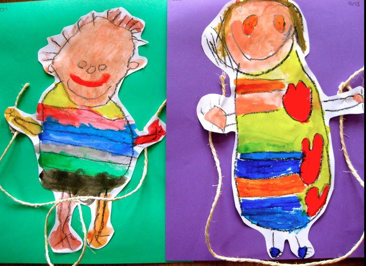 self portraits with jump ropes.  Jumpin into first grade! ---Lorraine:  Now this portrays enthusiasm!