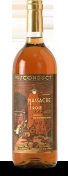Massacre Rosé   Our Wines | Misconduct Wine Co. #bcwine #bc #okanagan #wine #naramata