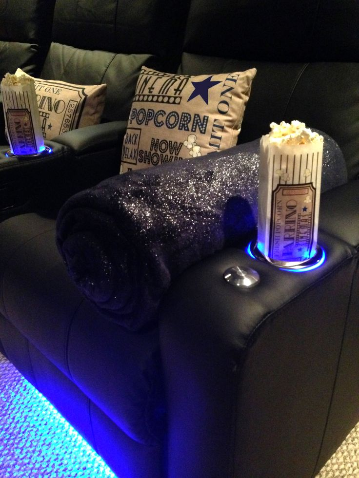 17 best images about home theater room on pinterest theater candy display and popcorn. Black Bedroom Furniture Sets. Home Design Ideas