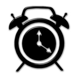 Alarm Clock | Traditional Alarm Clock (Clocks) Icon Version 2 #086216