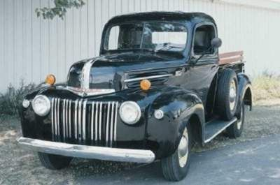 1920s thru1940s Ford Vehicles modified is all right