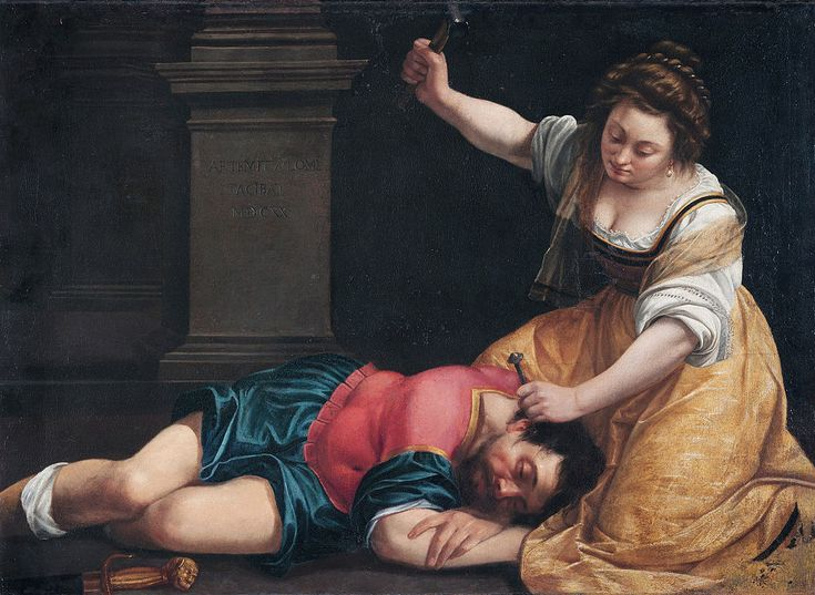 "She Shall Crush Thy Head: 6 Examples of Women ""Crushing"" the Heads of Men in Scripture"