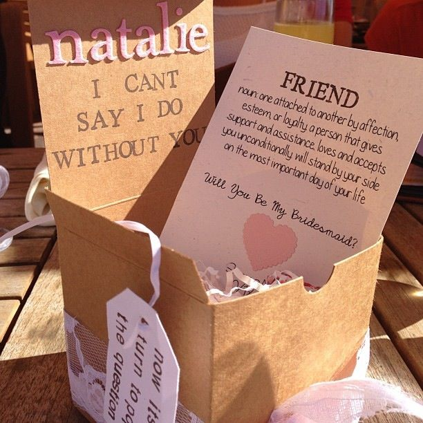 Best 25 How to ask bridesmaids ideas on Pinterest