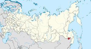 Jewish Autonomous Oblast - Russia, Far Eastern