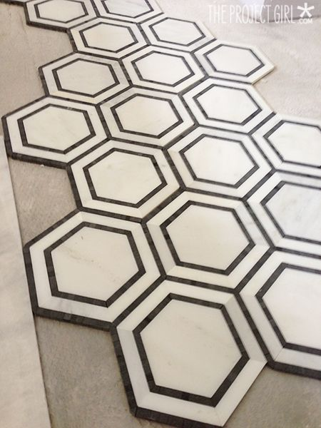 The Project House   Tile update part 1   Jenallyson   The Project Girl   Fun48 best TILE images on Pinterest   Homes  Bathroom ideas and Tile  . Tile Bathroom Remodeling Part 1. Home Design Ideas
