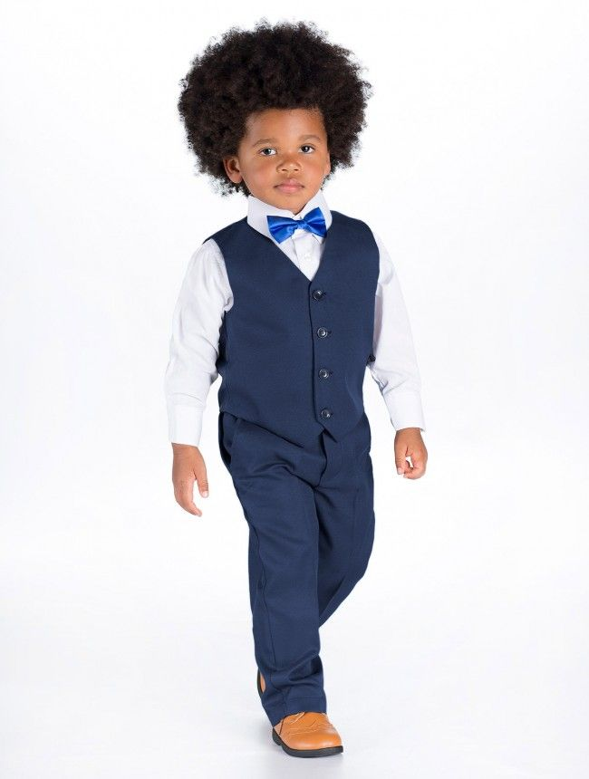 boys navy page boy outfits