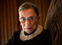 Ruth Bader Ginsburg Skewers High Court For Forsaking Fight Against 'Real Racial Problem'