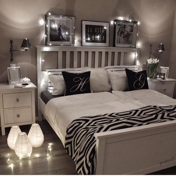 like the bedside lamps remove the lamps on the floor bc why