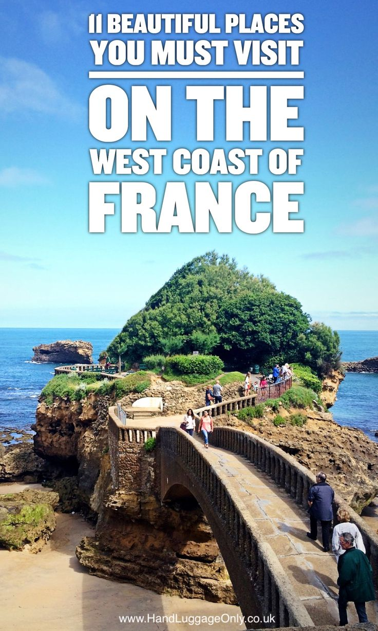 11 Timeless Places You'll Want To See On The West Coast Of France (1)