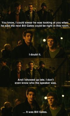 The Social Network  #movie #moment #quote #best #film #good #words #lines #part #remeber #that