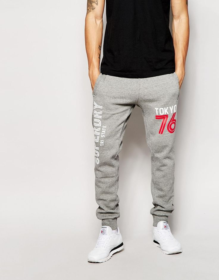 Superdry+Joggers+with+Varsity+Tokyo+Print