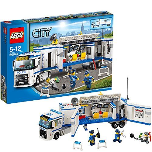 Lego city 60044 polizei berwachungs truck legoshop24 - Lego city police camion ...