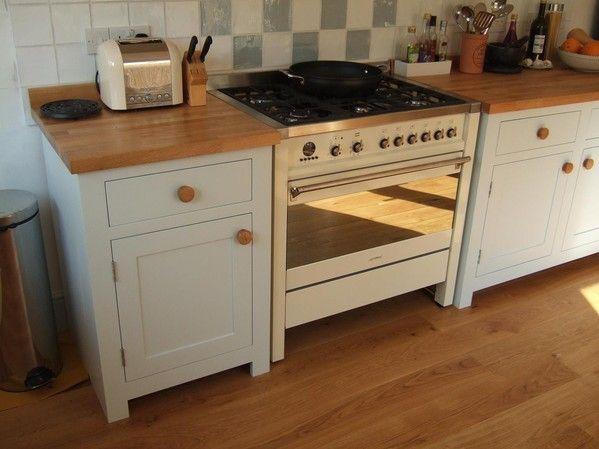 Spectacular ideas about free standing kitchen cabinets pinterest kitchens diy islands standalone island Freistehende K chenschr nkeK che Speisekammer