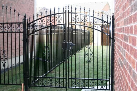 25 Best Fences Images On Pinterest Fence Ideas Gate Ideas And Fencing