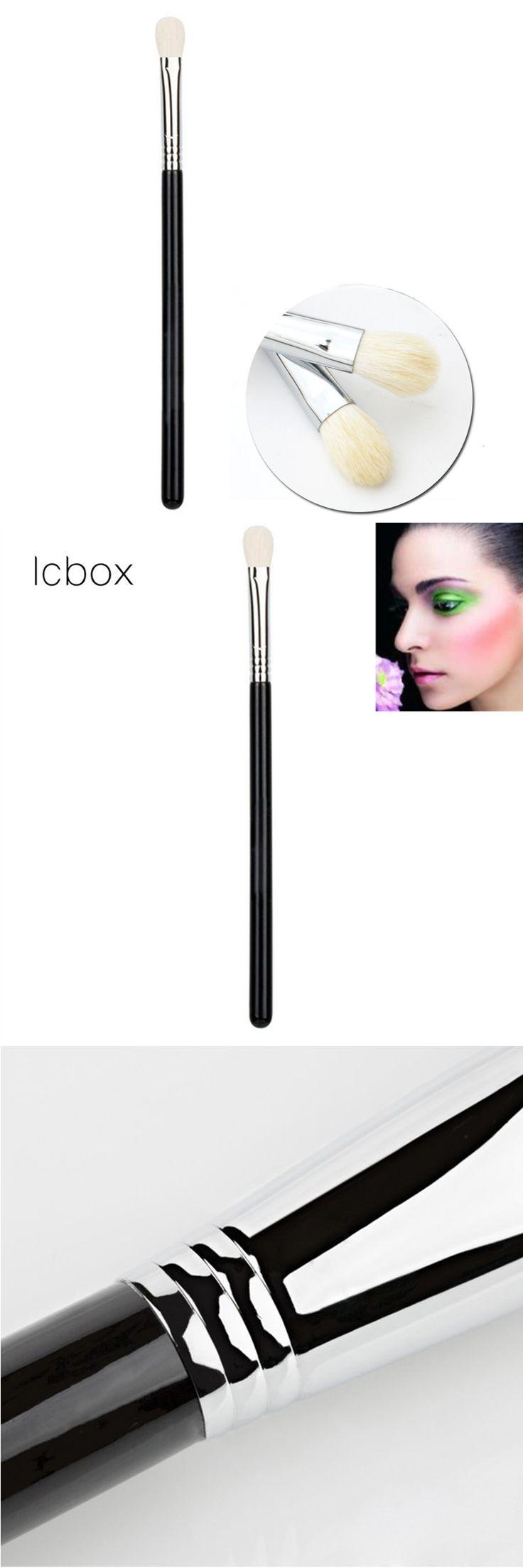 Full Professional 217# Makeup Brushes for Eyeshadow handmade Wool Fiber cosmetics Women Make-up brush foundation base brush kit