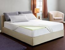 "Spa Sensations 4"" Memory Foam Mattress Topper 