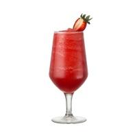 Strawberry Flush    1.5 oz. Seagram's 7 (25 oz. per bottle)   3 oz. strawberry daiquiri mix   1 splash(es) lemon-lime soda