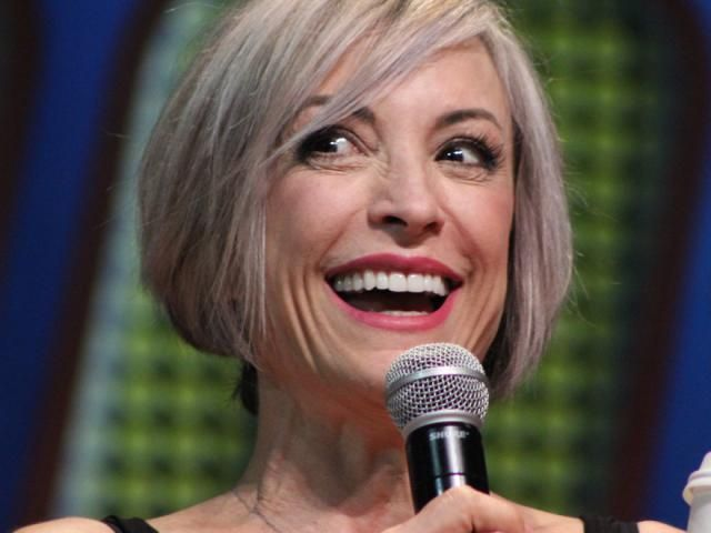 Nana Visitor came to the entertainment profession naturally; her father was a Broadway choreographer and her mother was a ballet instructor. When she was seven years old, Visitor began ballet lessons. After her high school graduation, she bega...
