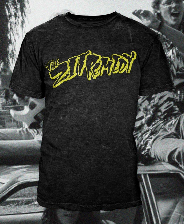Mens T-shirt - Zit Remedy - Degrassi Tshirt - 50/50 Cotton Poly by QuarrelsomeYeti on Etsy