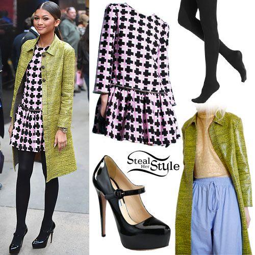 Zendaya Coleman\u0027s Clothes \u0026 Outfits