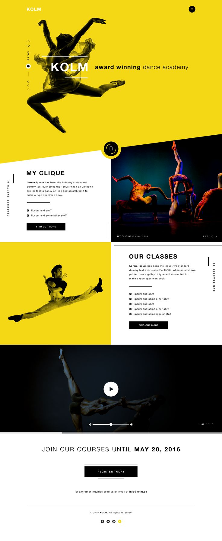 #webdesign #inspiration - Follow my webdesign board on Pinterest: http://lvn.io/cscwebdesign