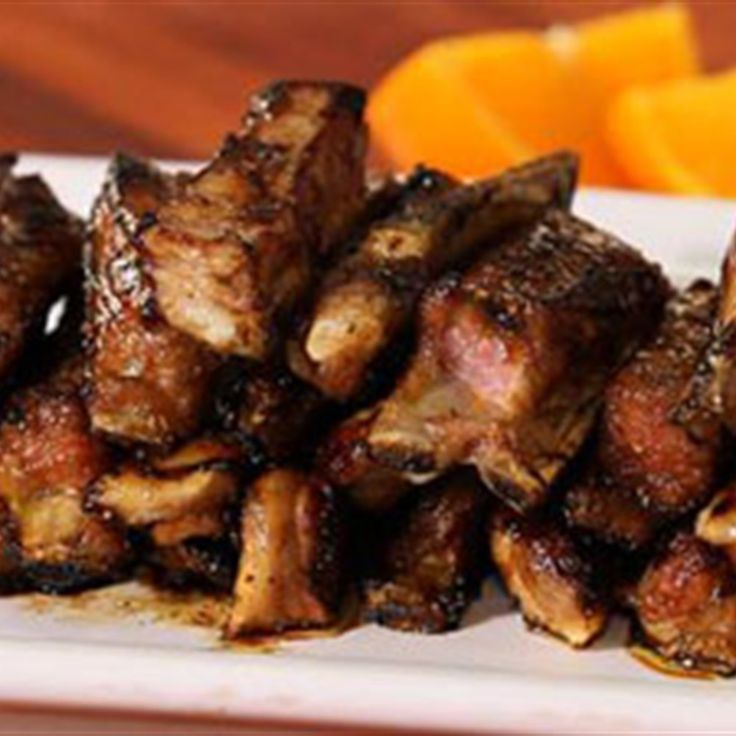 Try this Moroccan Honey Lamb Ribs recipe by Chef Justine Schofield . This recipe is from the show Everyday Gourmet.