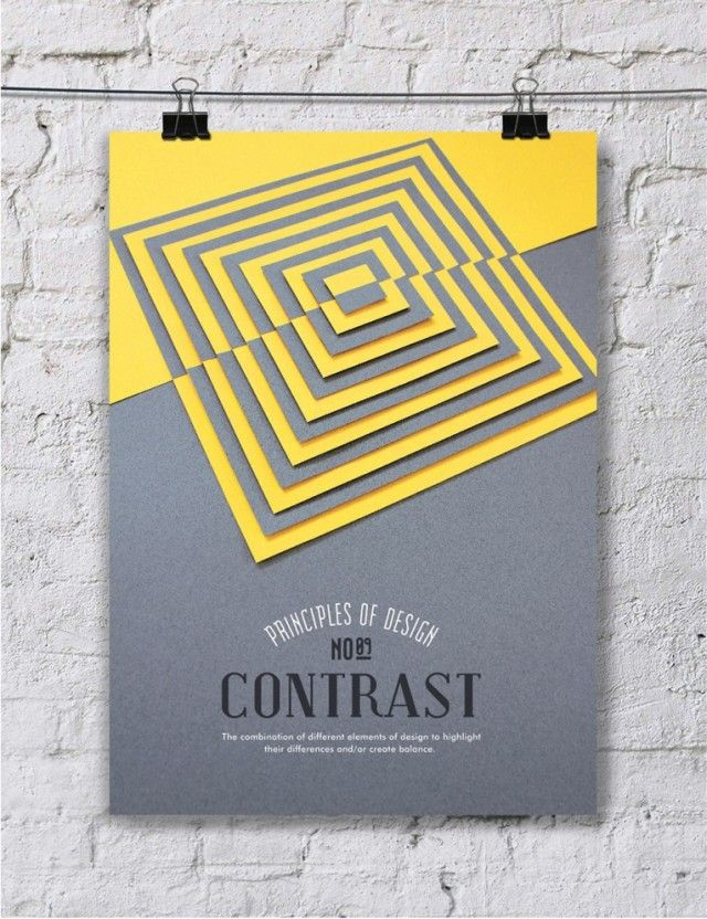 Principle-of-Design-Poster-Contrast