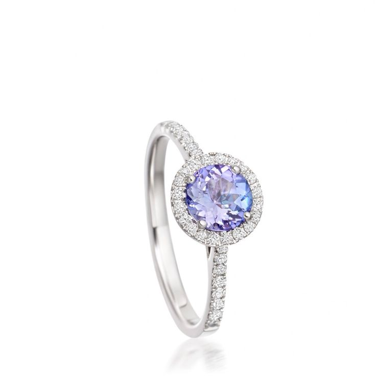 Tanzanite ring. In short..the most beautiful ring I have ever seen.