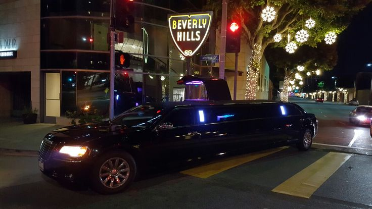 Los Angeles limousine service, awesome limo rental deals