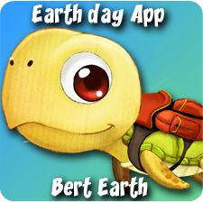 Earth Day App! Bert Save the Earth #earthday #earthdayapp #earth day apps