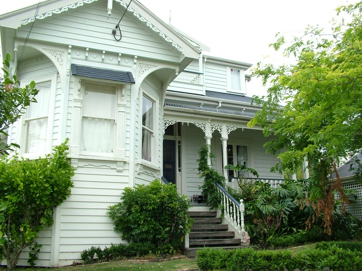 Gorgeous old weatherboard house  NZ