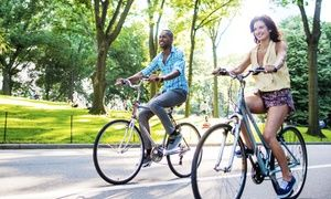 Groupon - Two-Hour, Four-Hour, or Full-Hour Bike Rental from Central Park Bike Tours (55% Off) in New York. Groupon deal price: $9