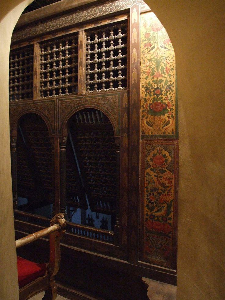 Islamic Architecture Screens : Images about islamic interiors mashrabiya screens