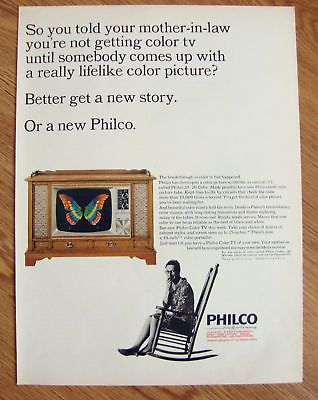 1965-Philco-TV-Ad-Mother-In-Law-20-20-Color