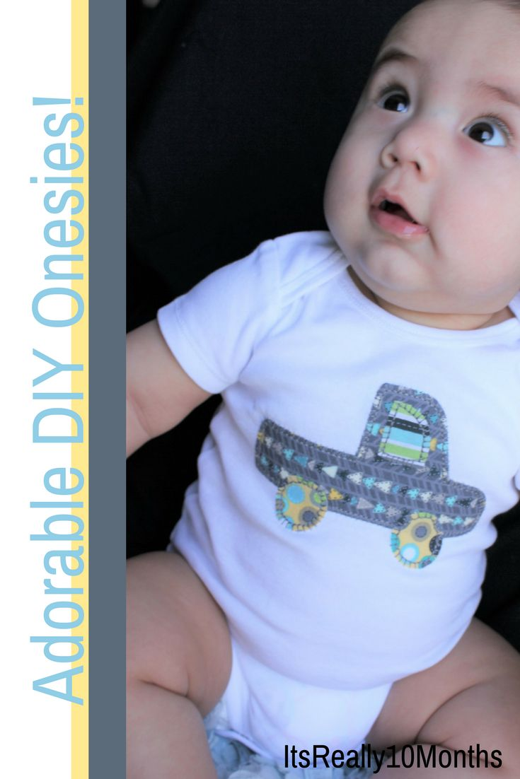 Need a gift idea for a baby shower or newborn? We have your covered with this adorable onesie!