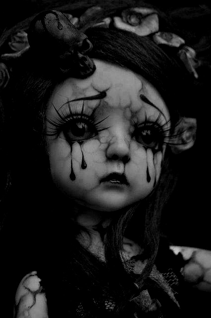 Black and white horror photography for Creepy gothic pictures
