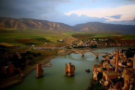 HASANKEYF - TURKEY  I've been here before; but def want to go back..    Hasankeyf is an ancient town and district located along the Tigris River in the Batman Province in southeastern Turkey.