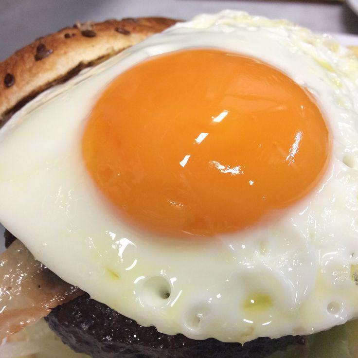 Uovo, special, hamburger