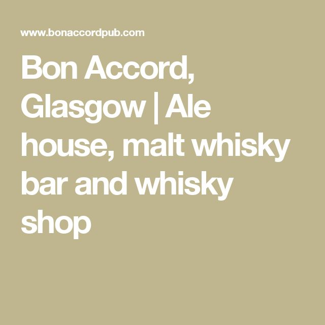 It's where Ralfy Mitchell of Youtube drinks when he's in town. Bon Accord, Glasgow | Ale house, malt whisky bar and whisky shop