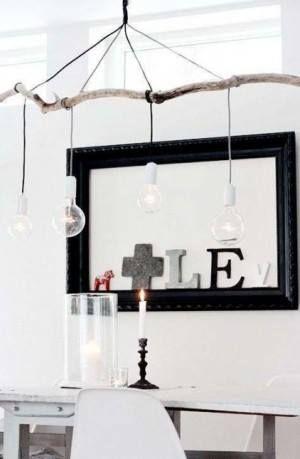 Lampen tak www.decoratietakken.nl