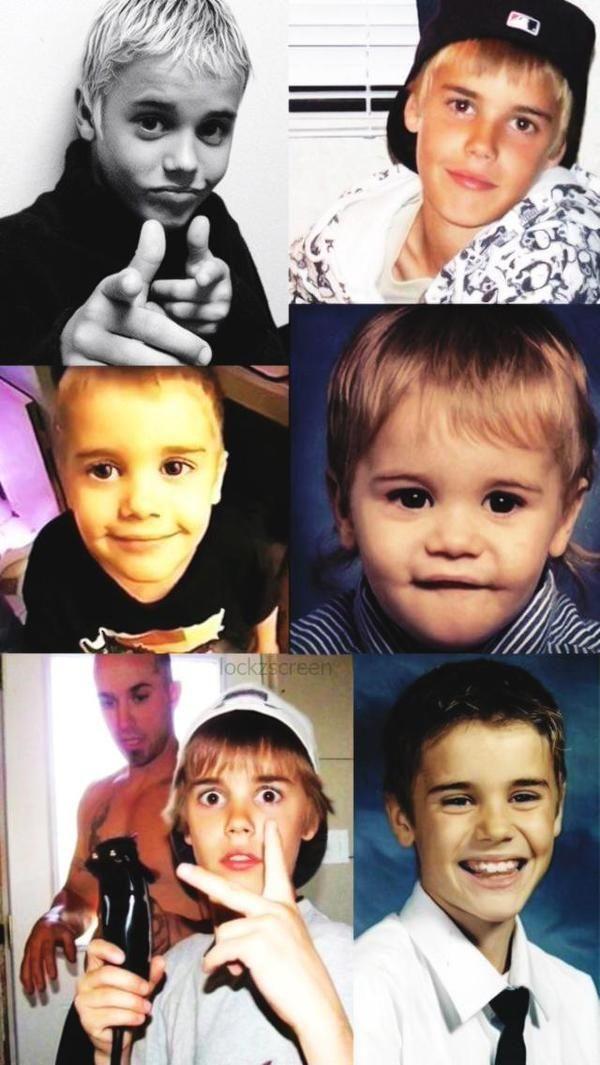 - Wallpaper Justin Bieber Child -