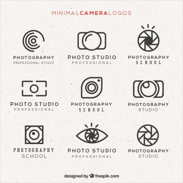 Photography Logo 19 Free Psd Ai Vector Eps Format Download
