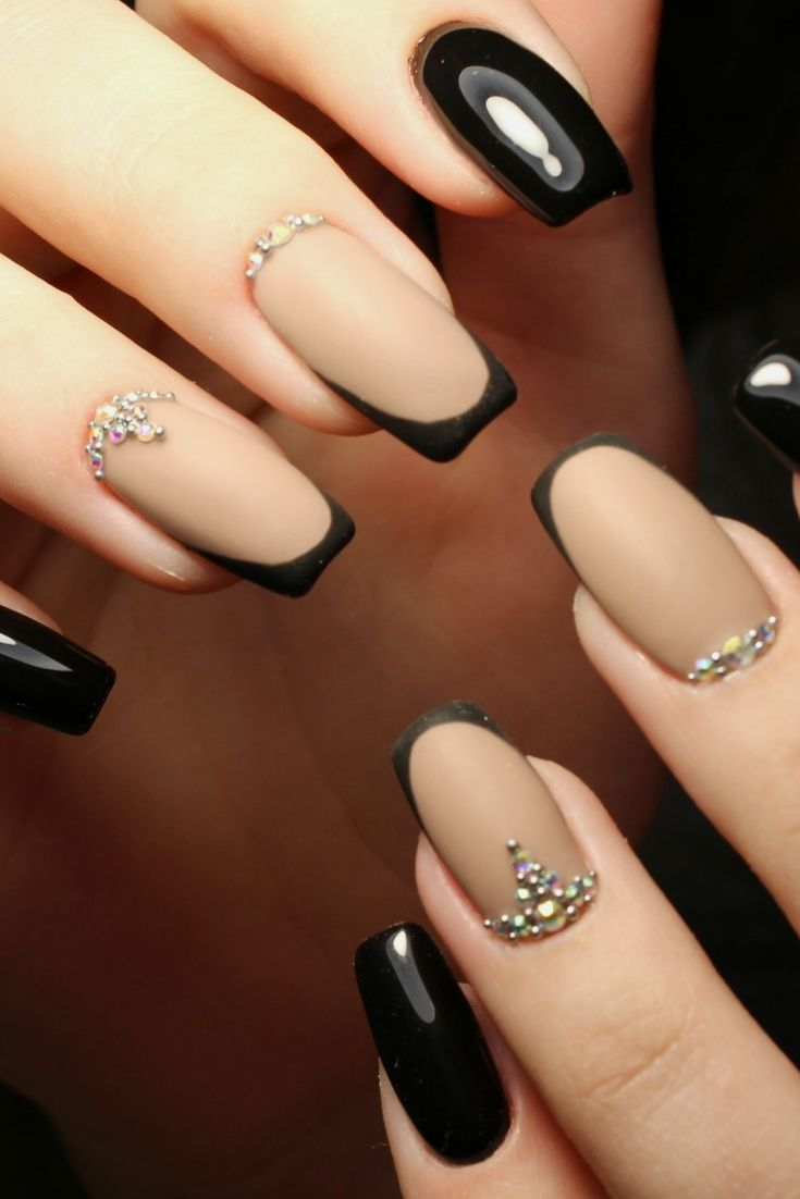 50 Fast And Easy Nail Art Styles And Designs For The Newbies | Nail ...