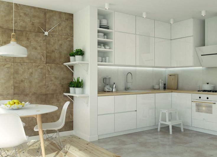 Znalezione obrazy dla zapytania płytki podłogowe do kuchni 60x60