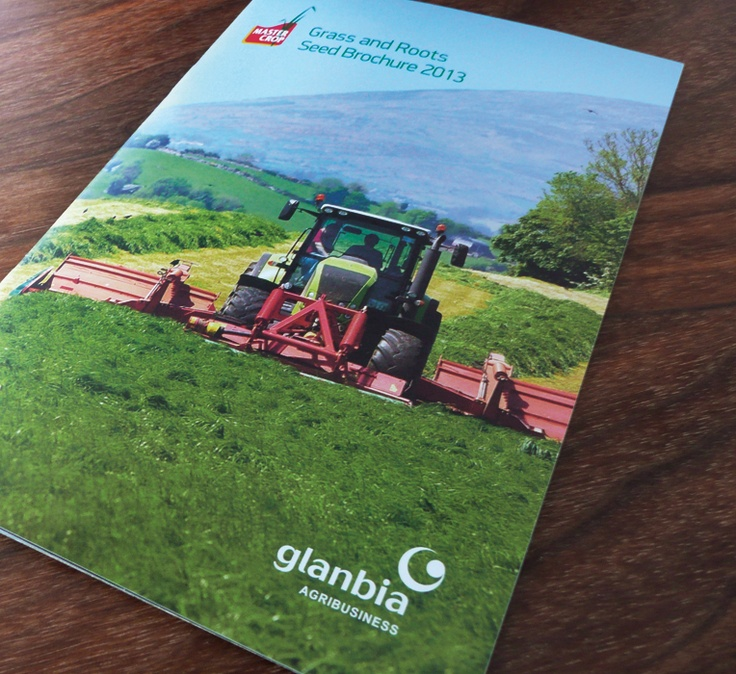 Glanbia Agribusiness Mastercrop Grass and Roots Seed Brochure 2013
